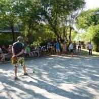concours de boulle - Camping Les Parcs