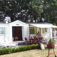 Mobil home grand confort - Camping Les Parcs