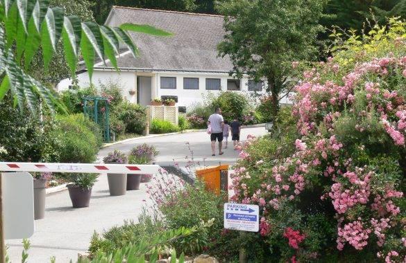 le Bloc Sanitaire - Camping Les Parcs