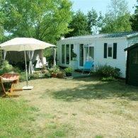 mobil home irm super riviera - Camping Les Parcs