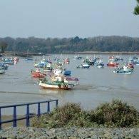 arzal bateaux de pêches - Camping Les Parcs
