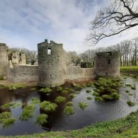 le chateau de ranrouet un lieu à visiter sur la presqu'ile guérandaise - Camping Les Parcs