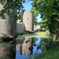 le château de ranrouet un site médiévale proche de guérande - Camping Les Parcs