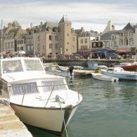 le port du Croisic et ses nombreux mouillages pour plaisanciers - Camping Les Parcs