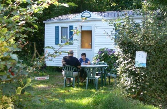 un Week-end en mobil home à pénestin - Camping Les Parcs