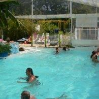 la piscine couverte du camping - Camping Les Parcs