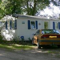 un mobil home titania confort au camping les parcs à pénestin - Camping Les Parcs