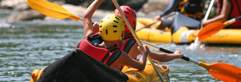 loisirs nautiques canoë kayak de mer galerie photos
