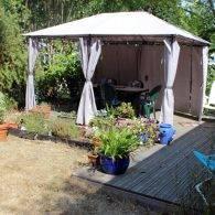 mobil home en bretagne - Camping Les Parcs