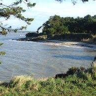 la plage du Halguen - Camping Les Parcs