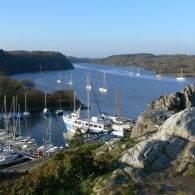 vue du port de la roche-bernard - Camping Les Parcs