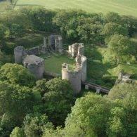 le château de ranroüet - Camping Les Parcs